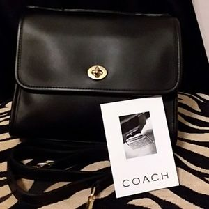 New Coach Court bag style 9870